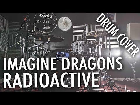 Imagine Dragons - Radioactive (Drum Cover)