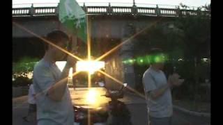 2009艋舺杯全國馬拉松路跑賽 開跑 42 195k