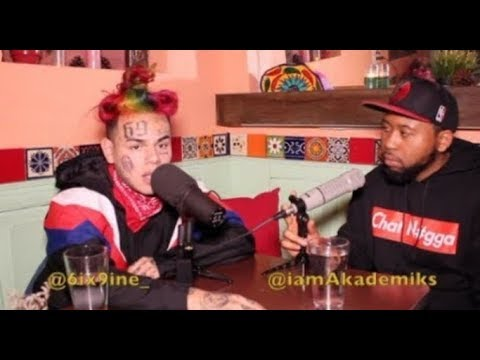 Tekashi-6ix9ine Speaks On Being Charged With Sexual Misconduct With A 13 Year old girl (Full Video)
