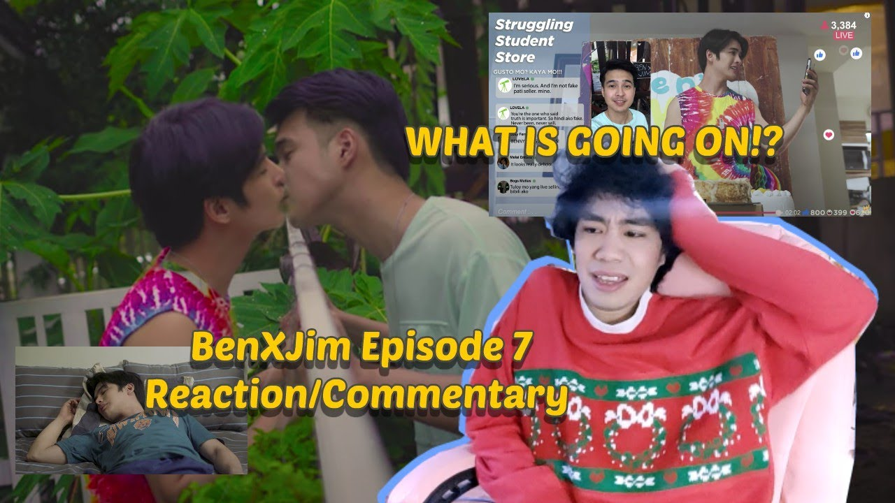 Download (HUH!?) Ben X Jim Episode 7 Reaction/Commentary | SEASON FINALE
