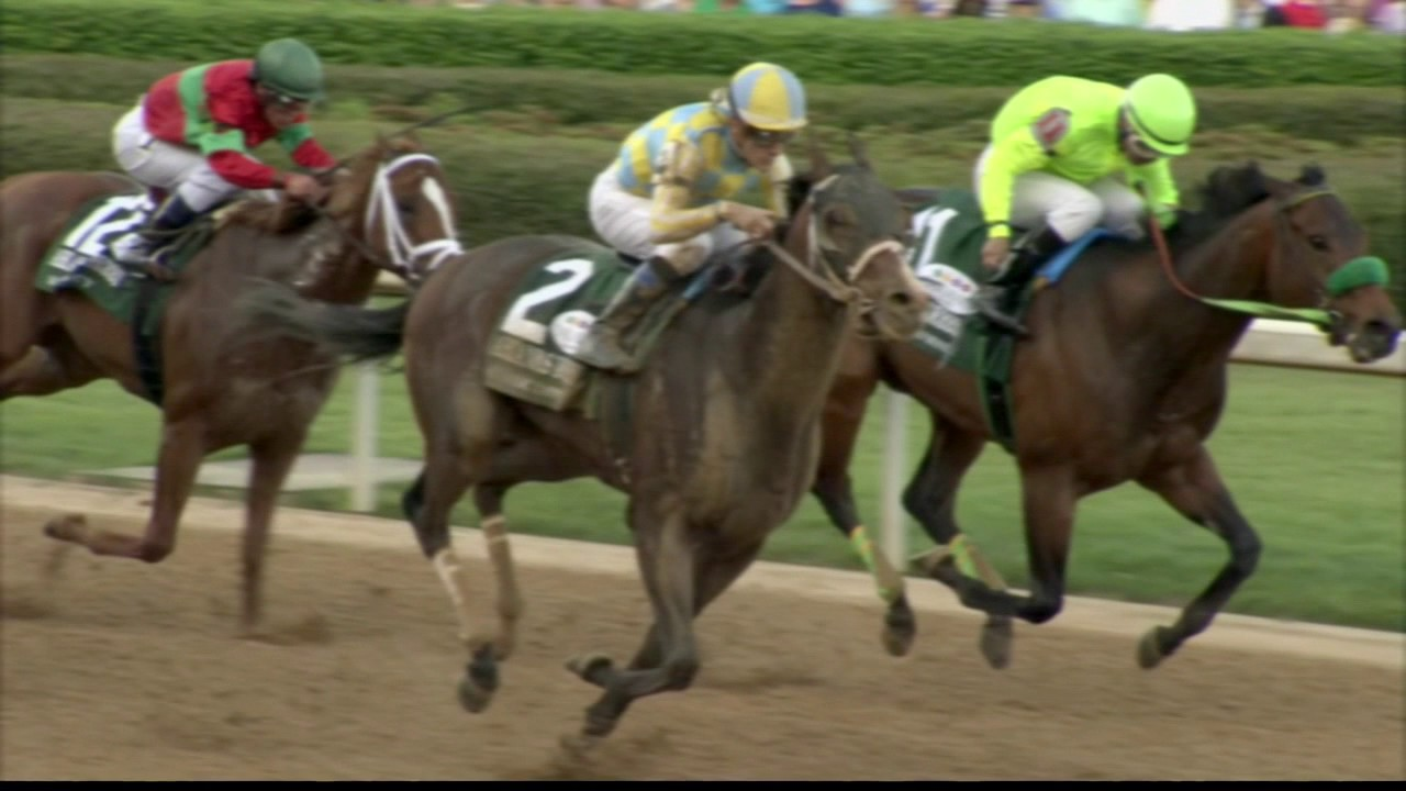 Kentucky Derby is wide open race with no clear favorite, chance of early rain
