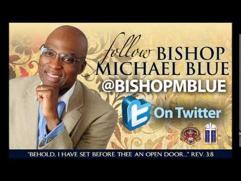 Bishop Blue: Be Who You Are