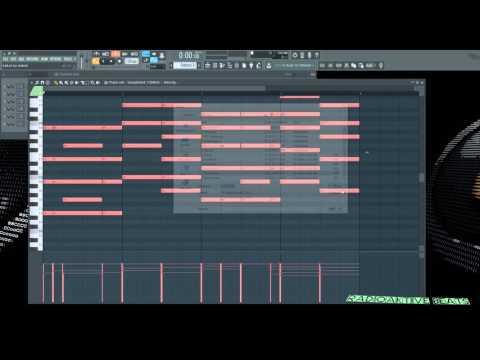 FL Studio 12 Tutorial Piano Roll [German/Deutsch]