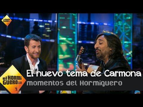 Antonio Carmona estrena uno de los temas de su nuevo disco en directo - El Hormiguero 3.0