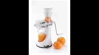 Most easy to use juicer 😍😘 most budget friendly juicer review .