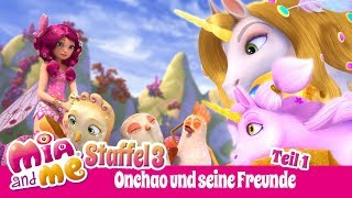 Gambar cover Onchao und seine Freunde -  Alle Folgen - Mia and me - Staffel 3