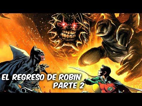 """BATMAN Vs DOOMSDAY VS ROBIN """"EL REGRESO DE ROBIN"""" PARTE 2 @SoyComicsTj"""