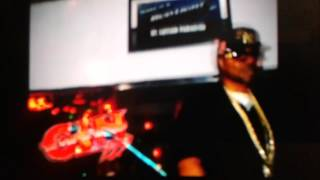 MERCZ AKILZ body dat remix opening up for reggae  singer rayvon