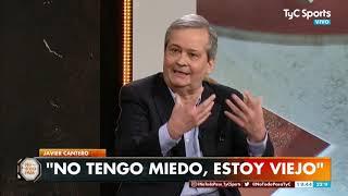 La entrevista completa a Javier Cantero en No todo pasa