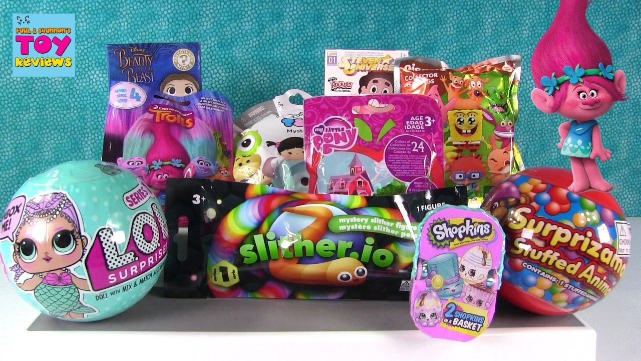 Lol Surprise Disney Tsum Tsum Trolls Mlp Shopkins Easter