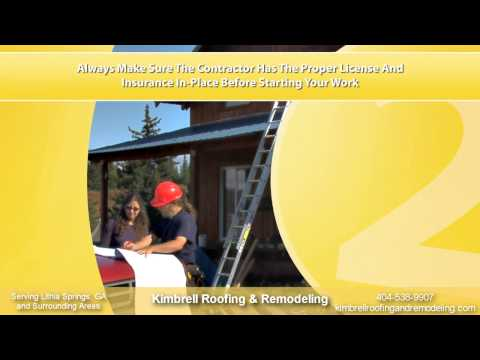 Kimbrell Roofing & Remodeling - Remodeling Service in Lithia Springs, GA