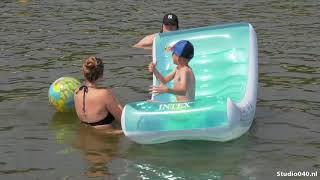 Blauwalg IJzeren man wordt bestrijd met peroxideboot