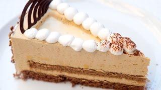 Zila Tortaforma Bemutató - 2015. április 8. Cappuccino-torta