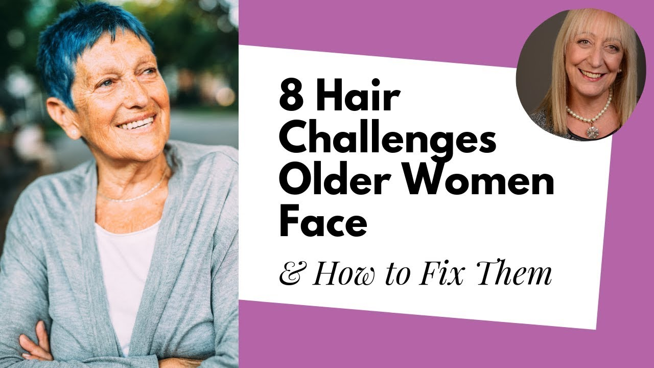8 Hair Color For Older Women Challenges And How To Fix -3925