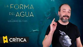 Crítica 'La forma del agua' - SensaCine streaming