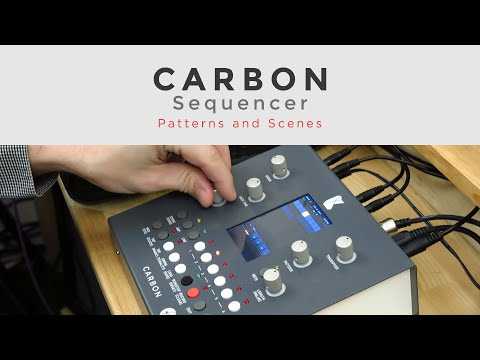 CARBON Patterns and Scenes