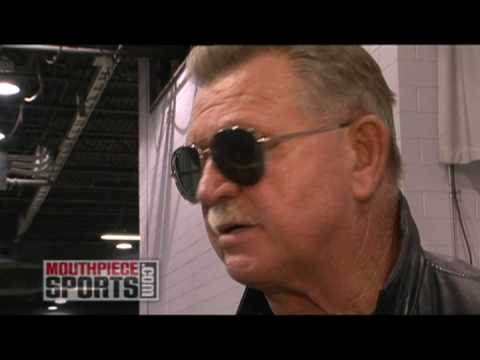 Legendary Chicago Bears Coach Mike Ditka on the '8...
