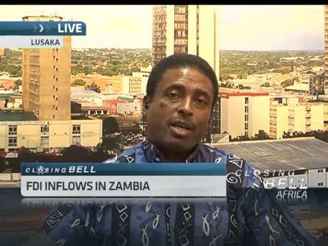 Zambia FDI Inflows