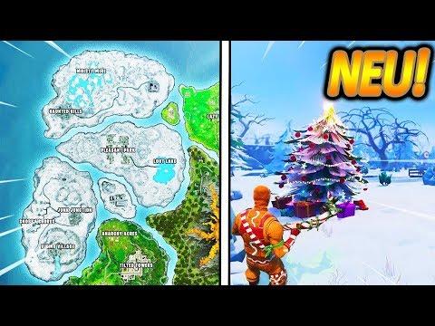 Neue Season 7 Schnee Map Bestatigt Neuer Season 7 Battle