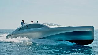 "Mercedes-Benz Luxury Yacht ""Arrow460-Granturismo"""