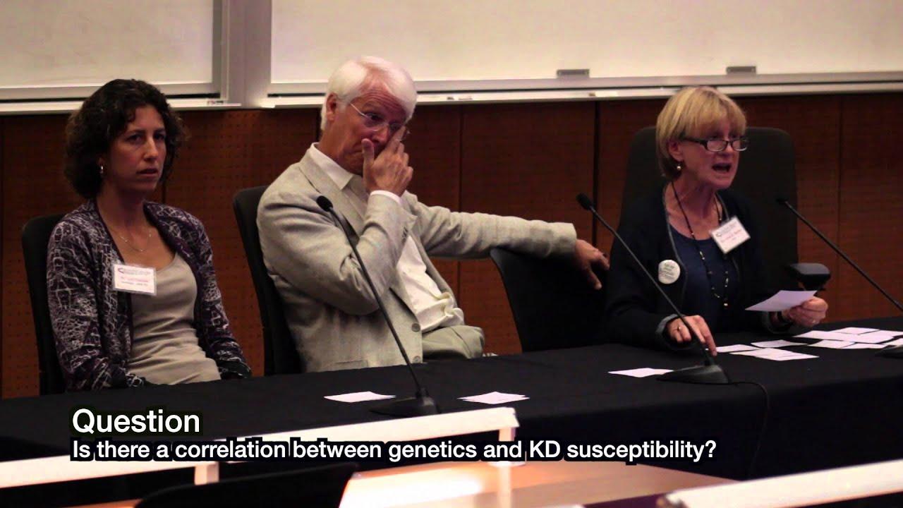 2015 Kawasaki Disease Parent Symposium: Q&A Session