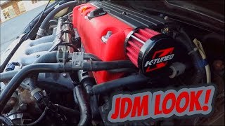 Making my Honda Engine look good for Cheap!