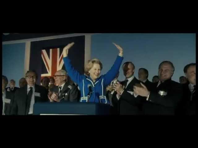 The Iron Lady - trailer italiano
