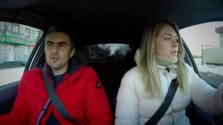 Безаварийное вождение, 4 урок. Как вести себя на пешеходном переходе. автошкола БЦВВМ Барнаул