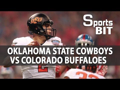 Alamo Bowl: Oklahoma State Cowboys vs Colorado Buffaloes | Sports BIT | NCAAF Picks & Preview