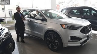 Tutorial Ford Edge ST 2019