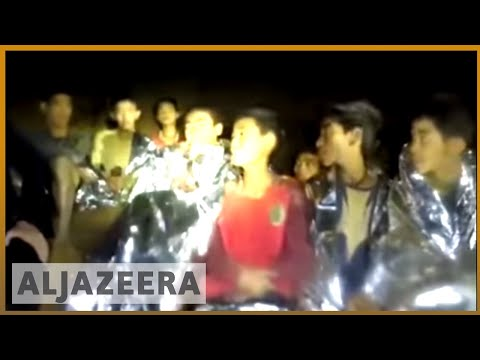 🇹🇭 Thai cave boys rescue operation poised to resume | Al Jazeera English
