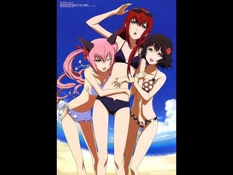(ENG) Steins;Gate Drama CD Vacation of an Ephermeral Silhoue