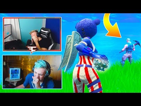 Ninja and Tfue REACT to $20,000 TOURNAMENT SABOTAGE! (Impulsing TEAMMATES) Fortnite Moments Ep. 208