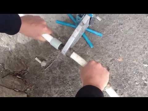 Соединяем трубы металлопластик+полипропилен = ПАЙКА