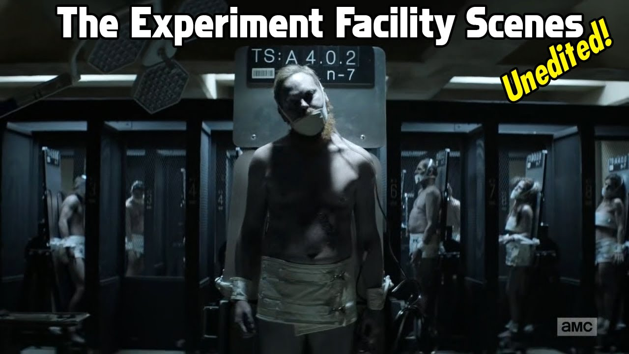 Download The Walking Dead World Beyond - Experiment Facility Scenes Unedited - Hunt for the Cure