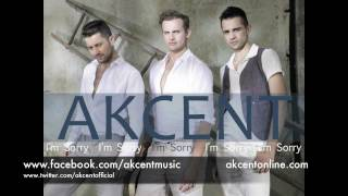 Скачать Akcent I M Sorry Original Club Version