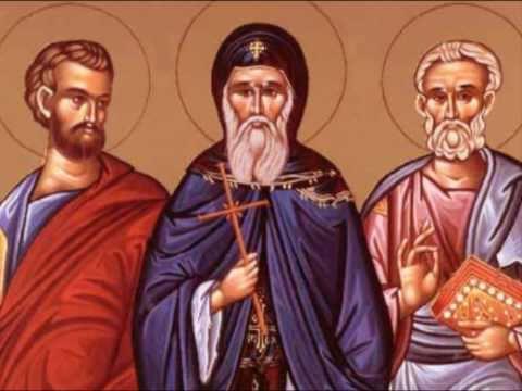 Όσιος Ιωάννης ο Ησυχαστής, μαθητής του Αγίου Γρηγορίου του Δεκαπολίτου