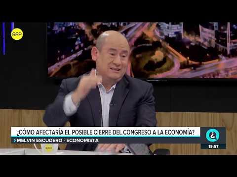 ¿Cómo afectaría el cierre del Congreso a la economía del Perú?