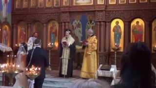 Ślub w cerkwi cz.2 20150919