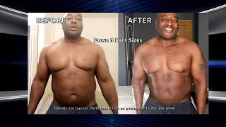 """Lose Your Belly Diet"" Success Story: Steven"