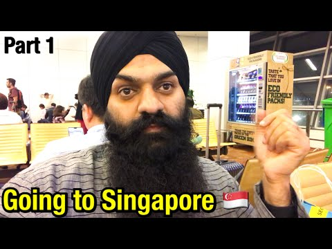 Going to Singapore Part 1 | VLOG 95