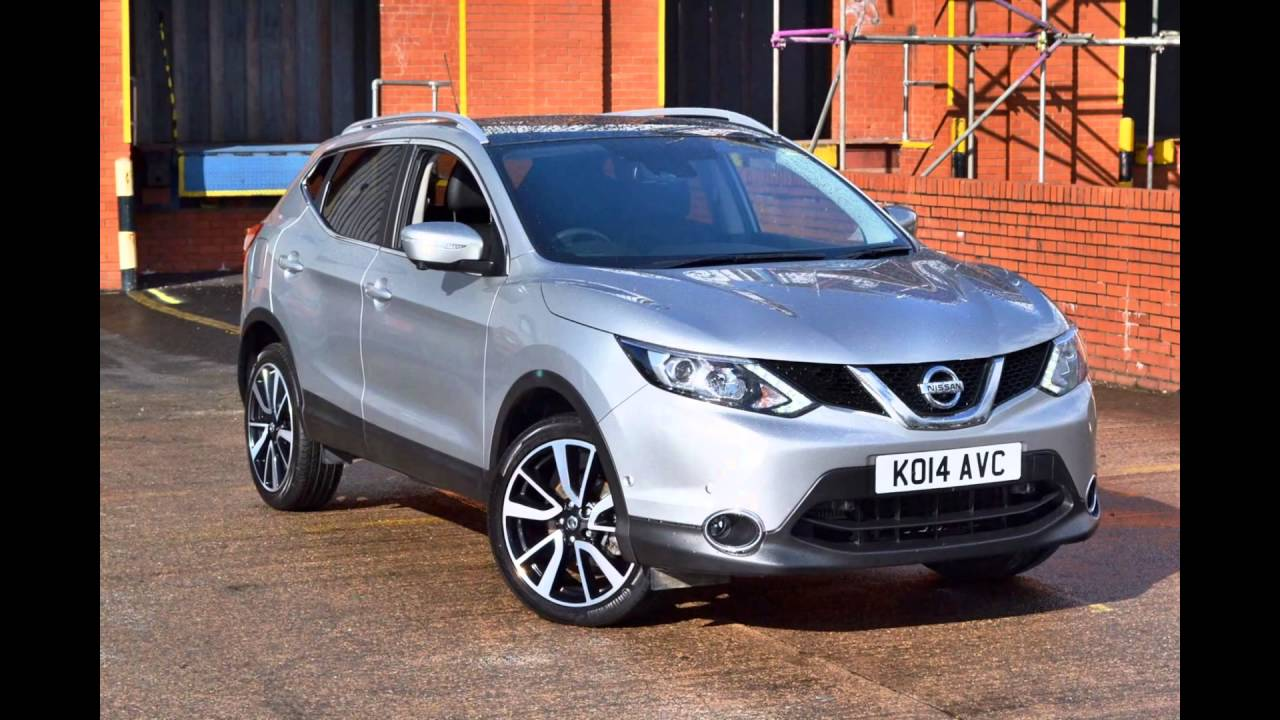 2016 nissan qashqai blade silver youtube. Black Bedroom Furniture Sets. Home Design Ideas