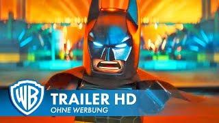 THE LEGO BATMAN MOVIE - Trailer #2 Deutsch HD German (2017)