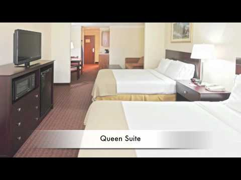 Holiday Inn Express hotel and Suites Plainview - Plainview,  Texas