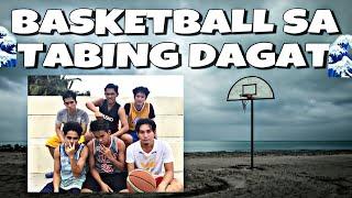 BASKETBALL SA TABING DAGAT