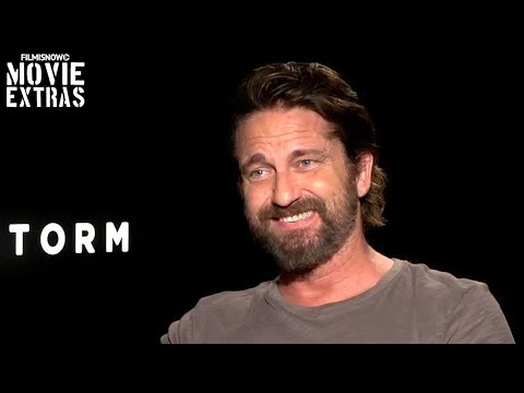 Geostorm 2017 Gerard Butler talks about his experience making the movie
