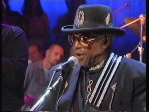 Bo Diddley on 'Later With Jools Holland', 1996: part 3