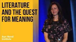 Literature and the Quest for Meaning by Lisa VanDamme