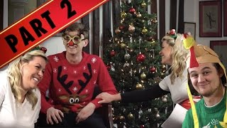 CHRISTMAS CHAT with CHEMMY ALCOTT // Part 2