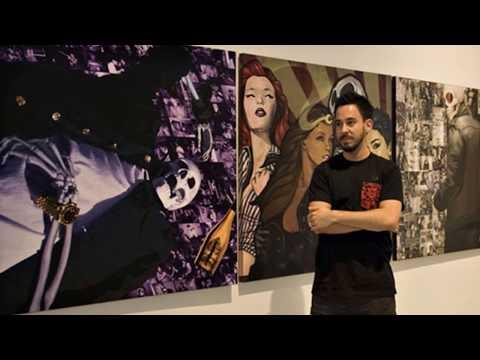 Mike Shinoda  Post Traumatic EP  Art work